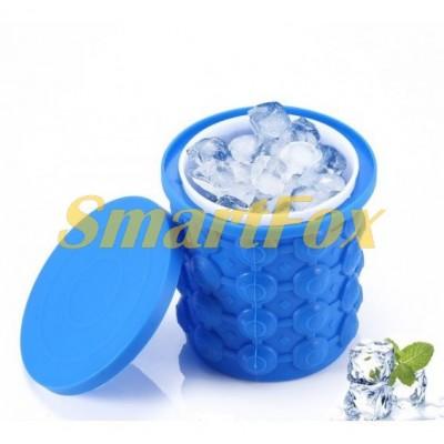 Силиконовая форма для заморозки льда 438