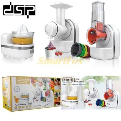 Кухонный комбаин DSP KJ3001 150Вт
