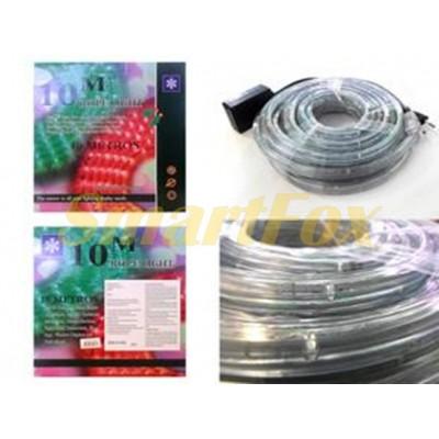 Шланг светодиодный (синий) ROPE-LIGHT-10M-B (10 м) (без возврата, без обмена)