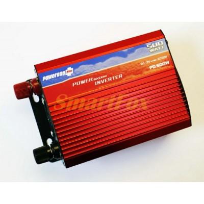 Преобразователь (инвертор) 24V500W