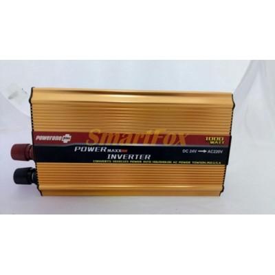 Преобразователь (инвертор) 24V1000W