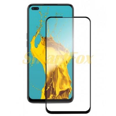 Защитное стекло 2.5D для Huawei Y7 2019 (тех. пак)