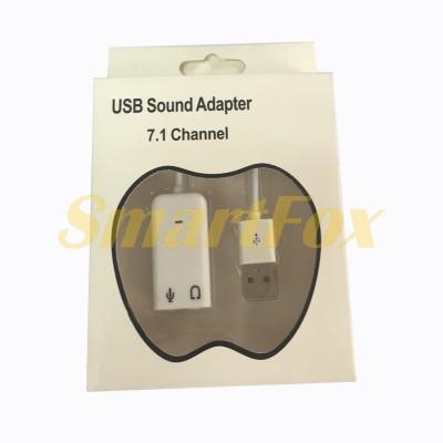 Звуковая карта 7.1 Apple channel sound