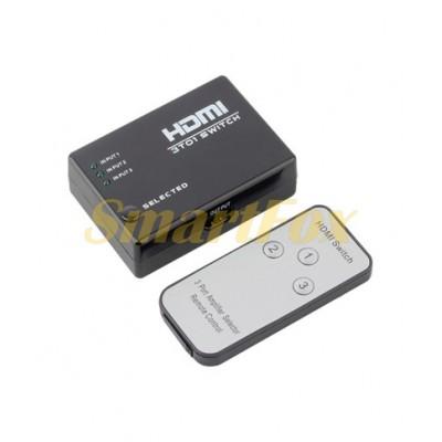 Свич HDMI 3port