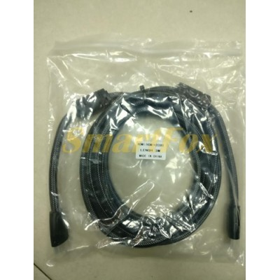Кабель видео HDMI/HDMI v2.0 4k (3 м)