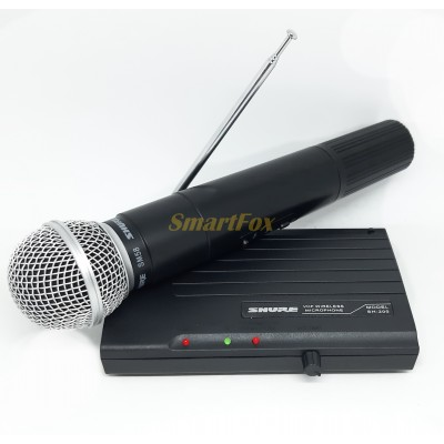 Радиомикрофон со станцией SHURE SH-200 229.6MHz