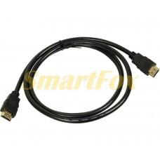 Кабель видео HDMI/HDMI BLACK (1,5 м)