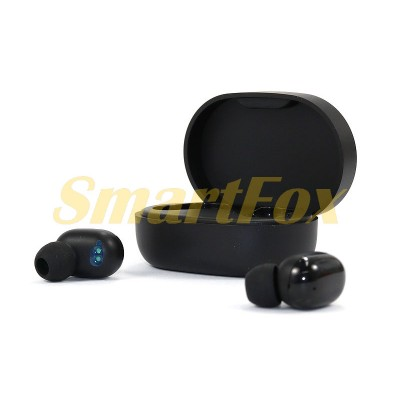 Блютуз гарнитура Double Redmi Air Dots BT цифровой индикатор заряда + кейс