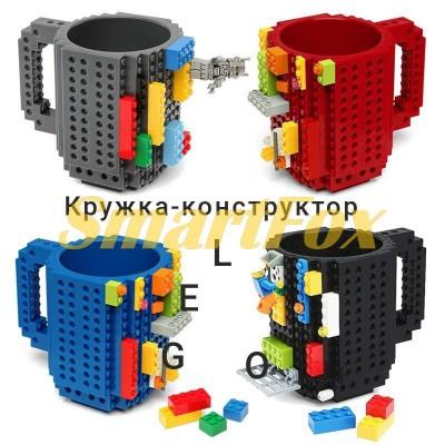 Чашка-конструктор пластик SL-KH027-1