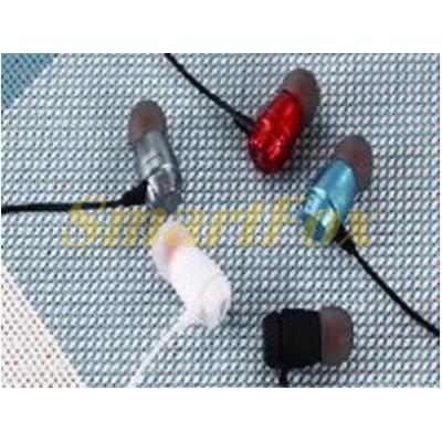Наушники вакуумные SERTEC ST-301 SILVER