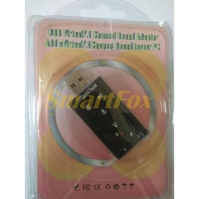 Звуковая карта USB 7 в 1