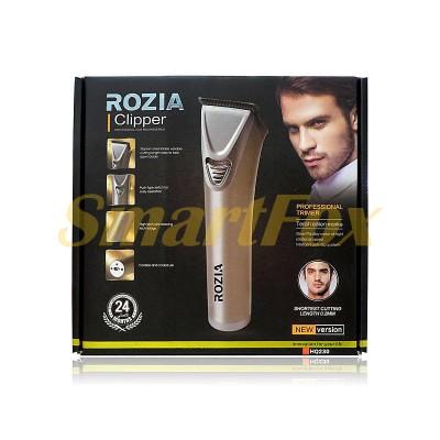 Машинка для стрижки Rozia HQ230 (беспроводная)