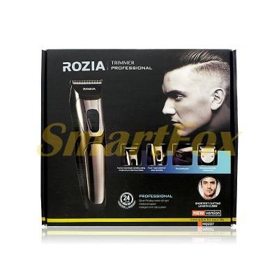 Машинка для стрижки Rozia HQ237 (беспроводная)