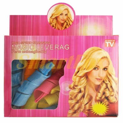 Бигуди для длинных волос Magic Leverag NG-16Hair