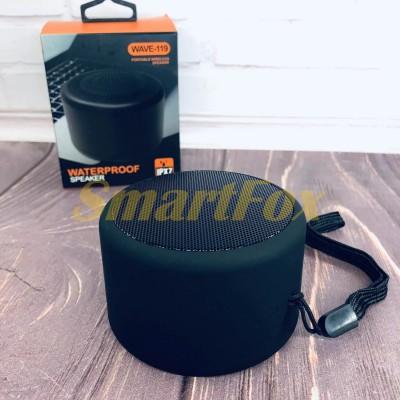 Портативная колонка Bluetooth JEDEL WAVE-119