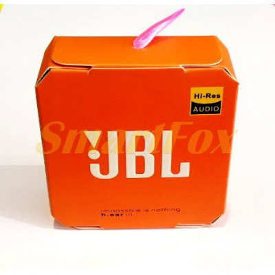 Наушники вакуумные с микрофоном JBL T01