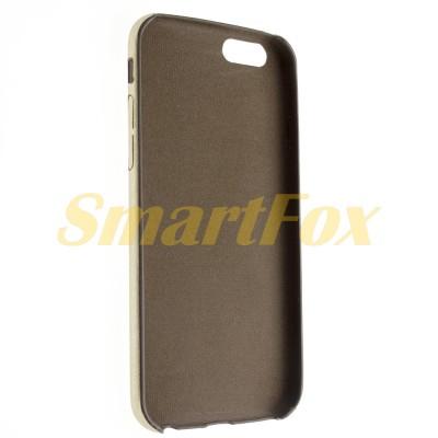 Клип-кейс PC Case Logo для Apple iPhone 6/6s MF041FE/A (Золотой)