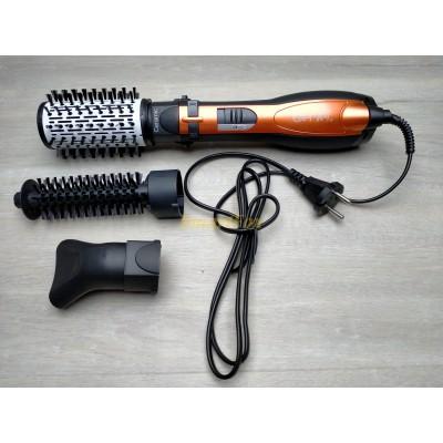 Стайлер фен для волос 3 в 1 GemeiI GM-4828 1000Вт