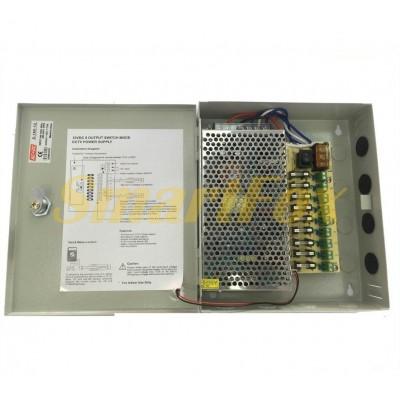 Блок бесперебойного питания CCTV Power Supply 12V 15A
