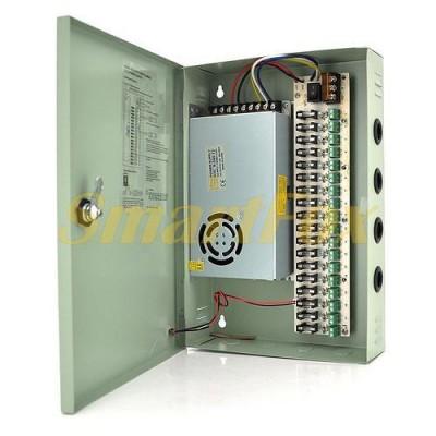Блок бесперебойного питания CCTV Power Supply 12V 30A