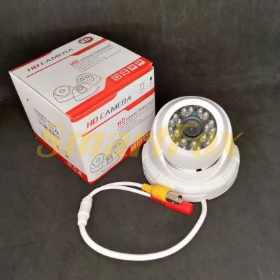 Камера видеонаблюдения гибрид Fosvision FS-328N-20 1080–2.0MP пластик