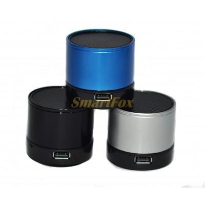 Портативная колонка Bluetooth S10 Метал