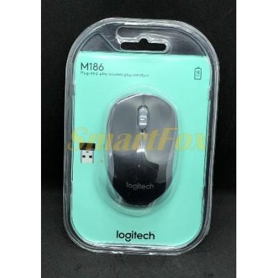 Мышь беспроводная Logitech M186