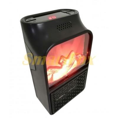 Обогреватель портативный Flame Heater 500W с пультом
