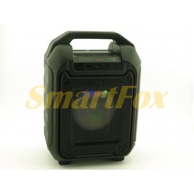 Портативная колонка Bluetooth B315-B в виде мини-чемодана