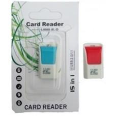 Картридер T-Flash/Micro SD Micro Card Reader ВЫКЛЮЧАТЕЛЬ