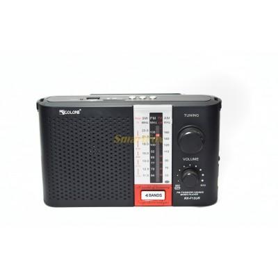 Радиоприемник с USB GOLON RX-F12UR