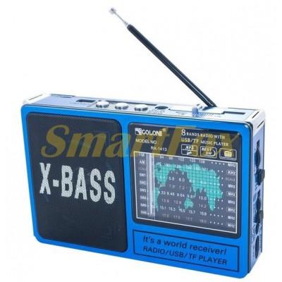 Радиоприемник с USB GOLON RX-1413