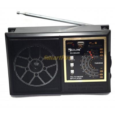 Радиоприемник с USB GOLON RX-98UAR