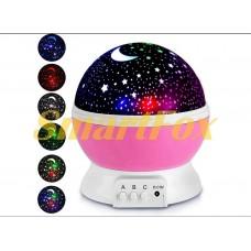 Ночник Star master шар (звездное небо) (без обмена, без возврата)