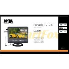 Портативный DVD-проигрыватель с Т2 TV 901 T2