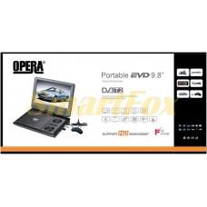 Портативный DVD-проигрыватель с Т2 TV DVD 958 T2
