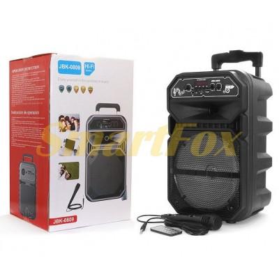Портативная колонка Bluetooth в виде чемодана JBK-0809