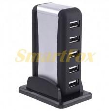 USB хаб на 7 портов + swithc (9445)