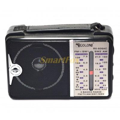 Радиоприемник GOLON RX-A606AC