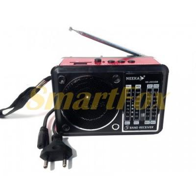 Радиоприемник с USB NEEKA NK-203USB