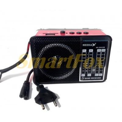 Радиоприемник с USB NEEKA NK-204USB