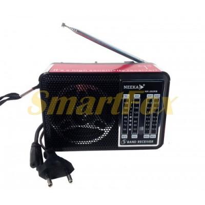 Радиоприемник NEEKA NK-202RB