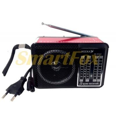 Радиоприемник NEEKA NK-204AC