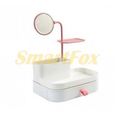 Полка-органайзер с зеркалом SX246