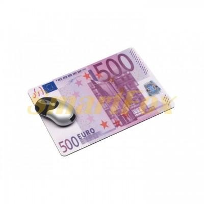 Коврик для мышки EURO 500 (18х22 см)