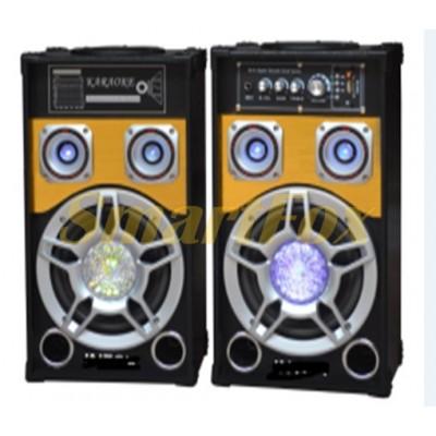 Акустическая система 2.0 Bluetooth AiLiang USBFM-801A-DT/2.0