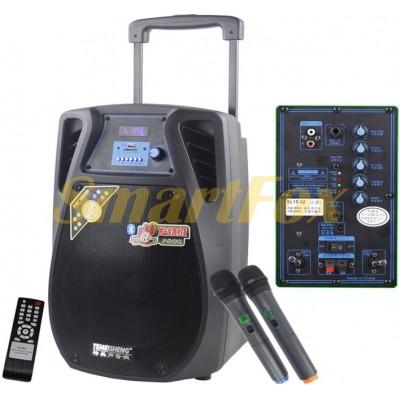 Портативная колонка Bluetooth SL10-02 - 10`BASS в виде чемодана