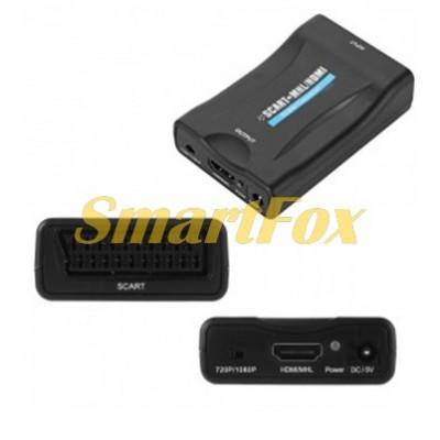 Конвертер HDMI/SCART
