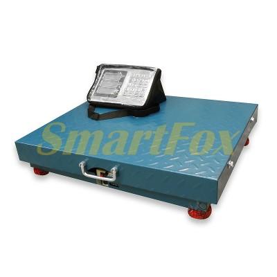 Весы электронные торговые WIFI TCS-R2-600 платформа 50х60 (до 600кг)