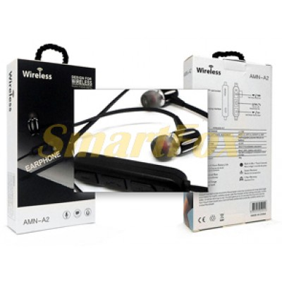 Наушники беспроводные Bluetooth с микрофном A2